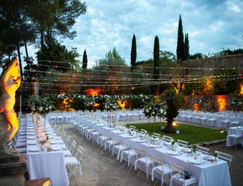 Mariage dans le Golfe de Saint-Tropez
